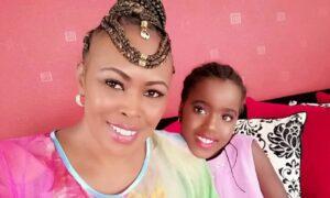 Caroline Mutoko daughter