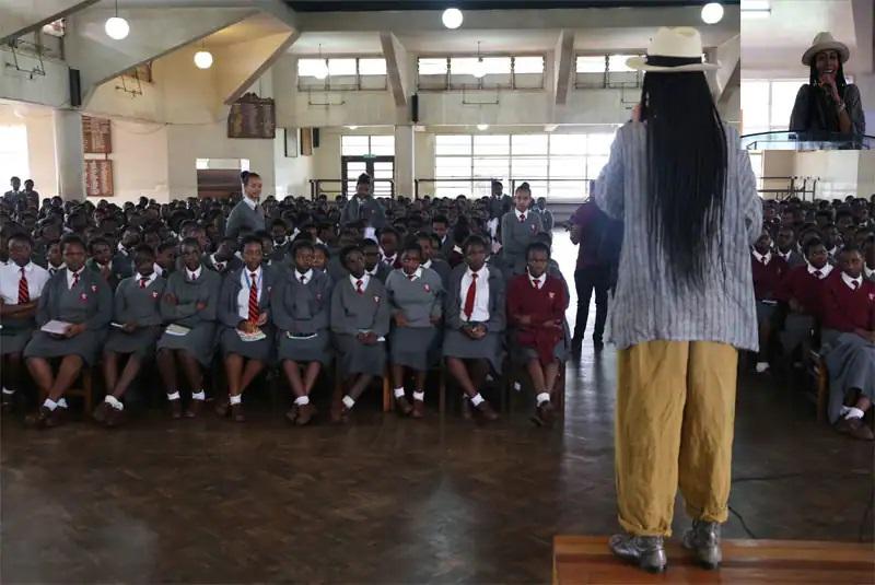 Best performing High School principals in Kenya