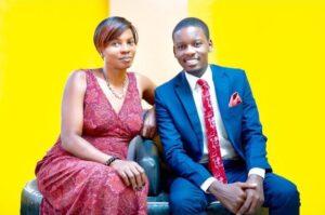Timothy Otieno KTN family