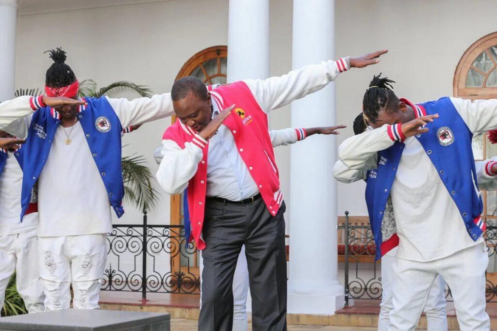 how to meet the president in kenya